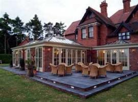 The Old Vicarage Hotel & Restaurant, Bridgnorth
