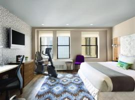 The Gallivant Times Square (formerly TRYP New York Times Square), นิวยอร์ก