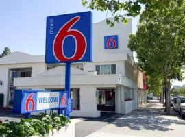 Motel 6 San Jose Convention Center, ซานโฮเซ