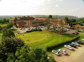 Telford Hotel & Golf Resort - QHotels, Telford