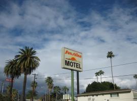 Sunshine Motel, San Bernardino