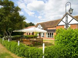 The Charlecote Pheasant, Wellesbourne Hastings