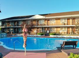 Budget Host East End Hotel in Riverhead, Riverhead