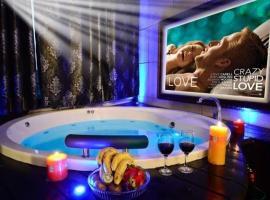 Mermaid Suite