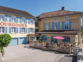 Hotel Le Bourgogne, Cuiseaux