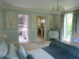 Bage House Bed and Breakfast, Crich