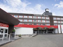 Normandy Hotel, Renfrew
