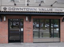 AAE Portland Downtown Value Inn