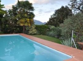 Villa Colibri, Neggio