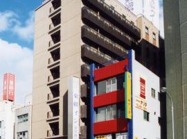 Toyoko Inn Nagoya-eki Shinkansen-guchi, นาโกย่า