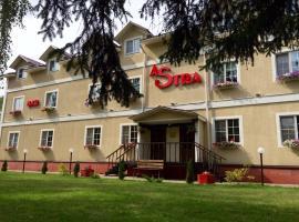 Astra Park Hotel, Tunoshna