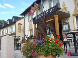 Hotel Gasthof Stern, Mindelheim