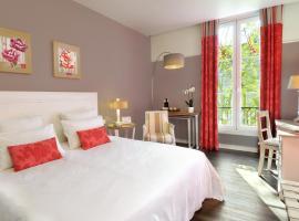 Inter-Hotel Le Londres - Hôtel & Appartements, Saumur