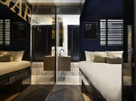 YUP Hotel, ฮัสเซลต์