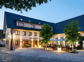 Die Post Hotel, Bad Grönenbach