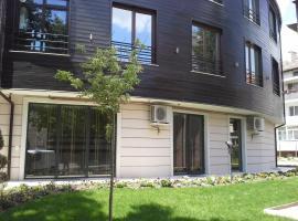 Apartment Retro, Dobrich