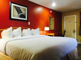 Vista Inn & Suites Beale Street, เมมฟิส