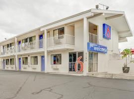 Motel 6 Portland Central, พอร์ตแลนด์