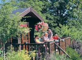 Belan Bach Lodges, Llanerfyl