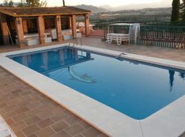 Casa Rural Villa Mónica, Campanillas