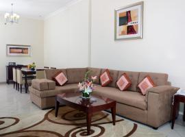 ローズ ガーデン ホテル アパートメント - バーシャ