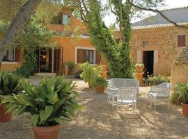 Holiday home Quarter VII, Numero, Santa Maria del Camí