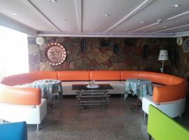 Hotel Pecci, ริมินี