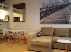 Ecusson apartment, Montpellier