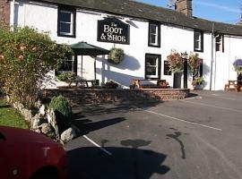 Boot & Shoe Inn, Greystoke
