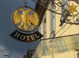Hotel Goldener Adler, บัมแบร์ก