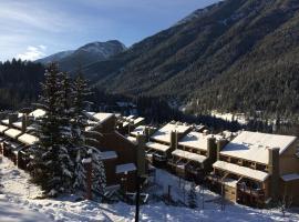 Panorama Mountain Resort - Horsethief Lodge with Fairmont Creek