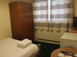 Whitechapel Rooms, ลอนดอน