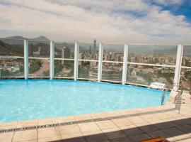 Chilean Suites Providencia II, ซานติอาโก