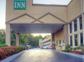 Continental Inn - Charlotte, ชาร์ล็อต
