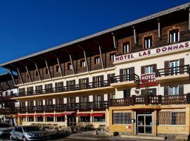 Hôtel Las Donnas, Auron
