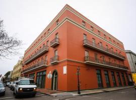 Hosteeva French Quarter Suite with Balcony, นิวออร์ลีนส์