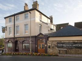 The Queen Hotel, Aldershot