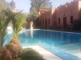 Riad Dar Nouar Marrakech, มาร์ราเกช
