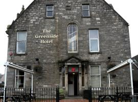 The Greenside Hotel, Glenrothes