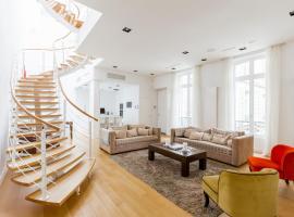 Luxury Loft Franklin Roosevelt, ปารีส