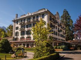 Hotel Interlaken, อินเทอร์ลาเคน