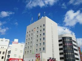 APA Hotel Owari Ichinomiya Eki-Mae, Ichinomiya