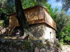 Olive Tree Lodge, Tourrette-Levens