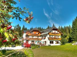 Alpengasthof Pension Fichtenheim, רמסאו