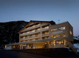 Hotel Walserstube, Warth