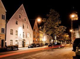 Blaue Traube - Restaurant Hotel, Schongau