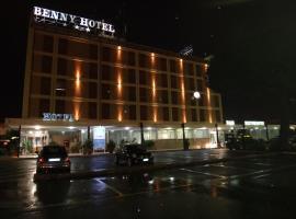 Benny Hotel, Catanzaro