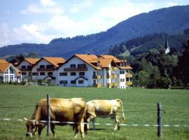 Appartements Alpenresidenz, Weitnau
