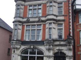 Portland House, Llandrindod Wells