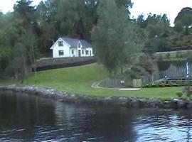 Inishclare Cottages, Glenross